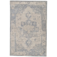 Jaipur Wallace Rug From Citrine Collection CIT01 - Beige/Blue